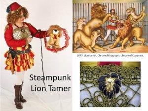 steampunk-lion-tamer