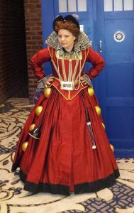All Hail the Dalek Queen!