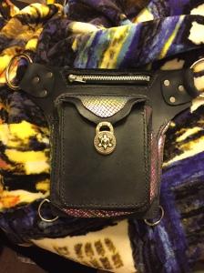 Stunning leatherwork!
