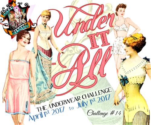 Under it all challenge 2