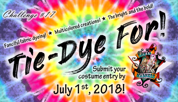 Tie Dye For FB Announcement