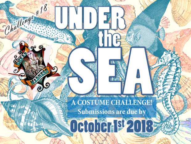 Under the Sea Challenge Announcement